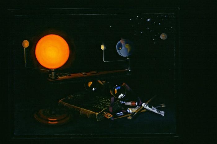 Planetarium Study of the Stars