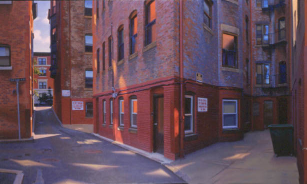 Northeastern Alley
