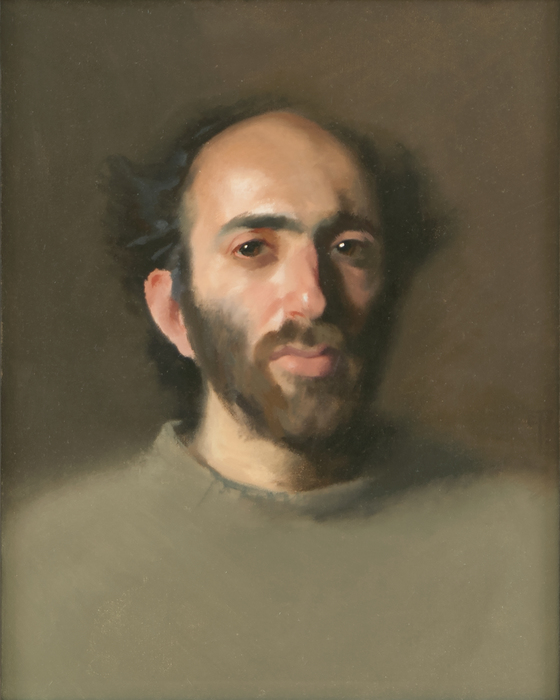 Portrait of Shahin