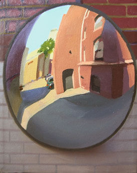 Alley Mirror, Early