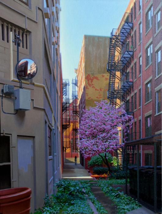 Jamaal's Grandmother's Alley