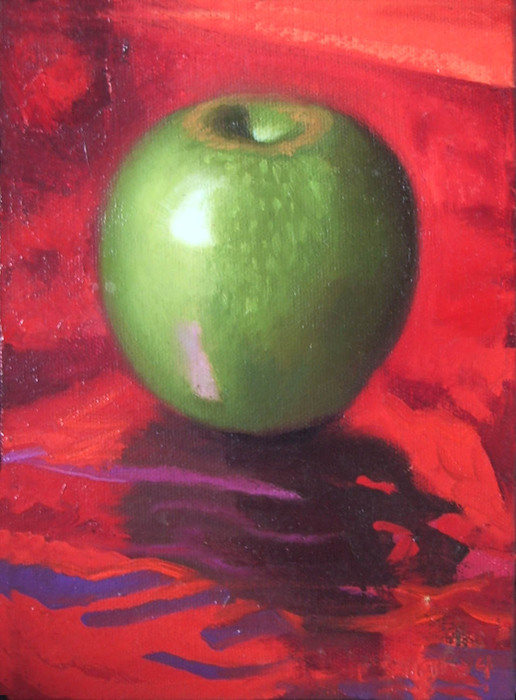 Granny Smith, Red