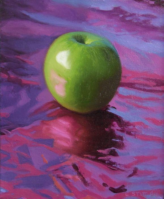 Green Apple/Purple