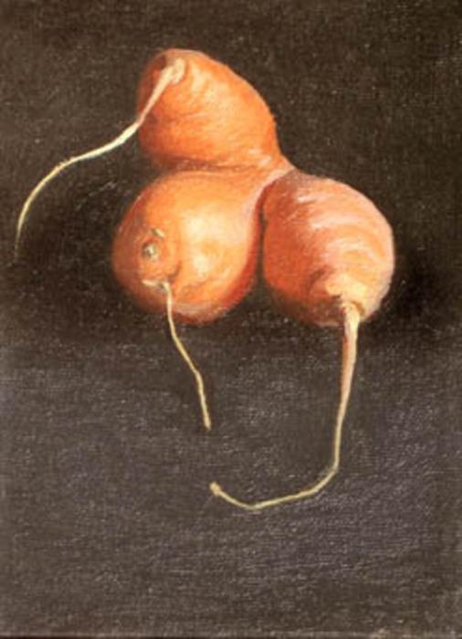 Hallowe'en Carrot
