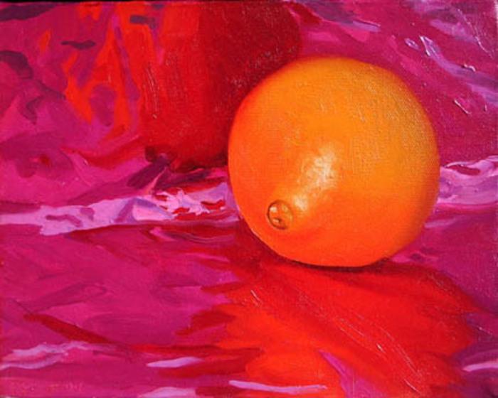 Orange/Magenta