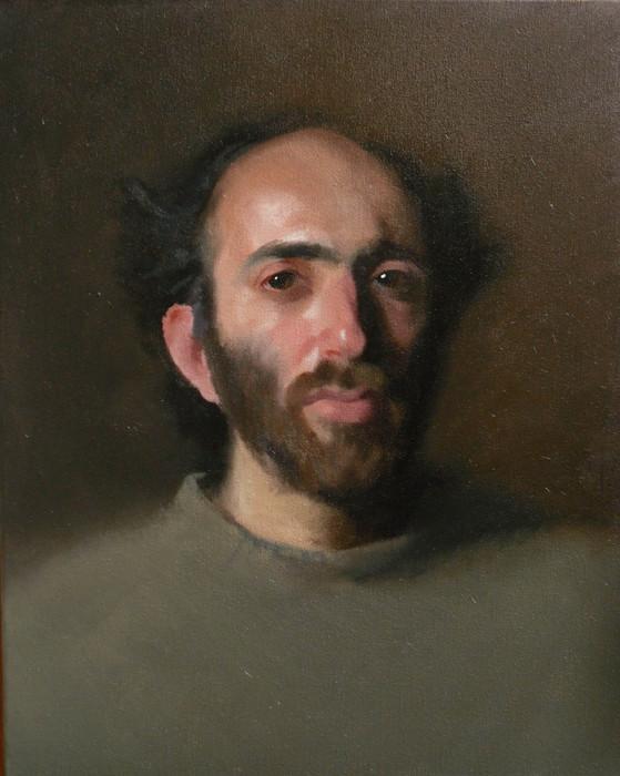 Portrait of Shahin