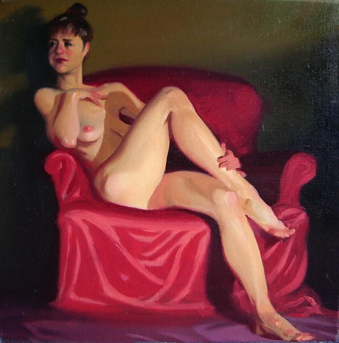 Renee Sitting