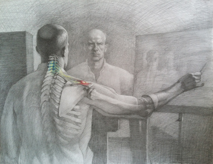 Pain in My Neck and Shoulder